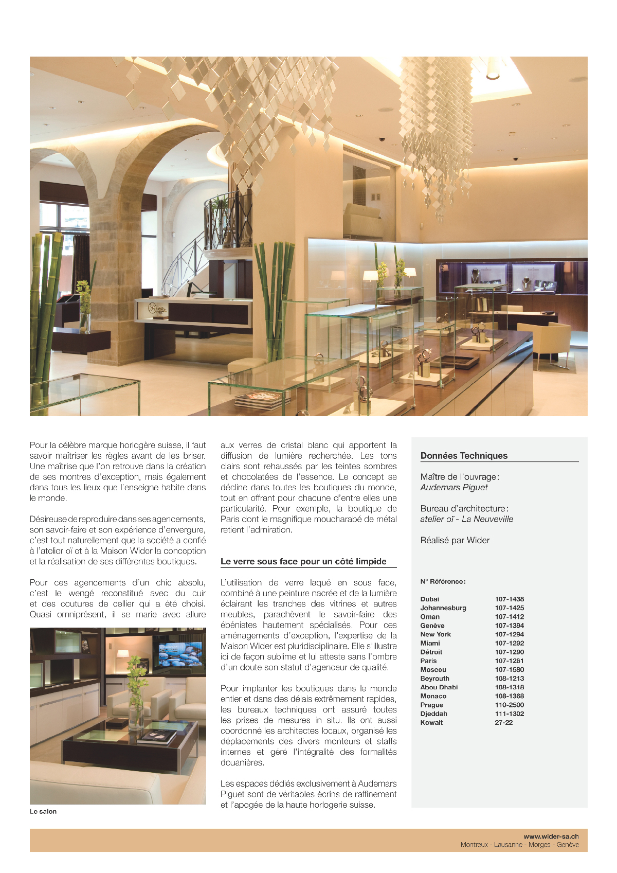 Wider Sa Luxury Boutiques