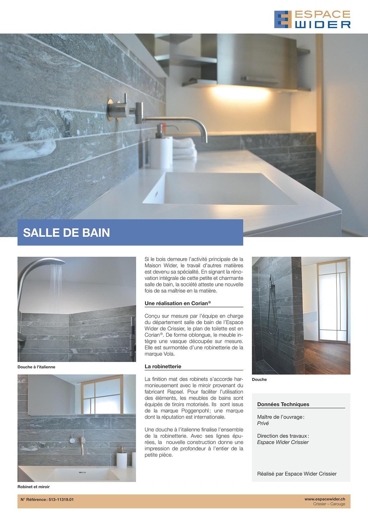 Wider sa salle de bains vallamand for Organiser sa salle de bain